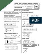 Algebra Aritmetica