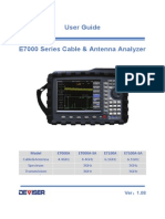 E7000 Series User Guide Ver 1.08