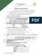 Examen de Subsanacion 2014