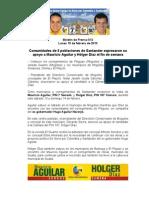 Boletín de Prensa 12