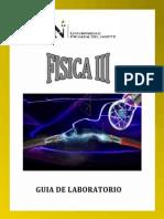 Manual de laboratorio de fisica 3