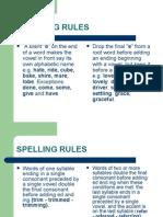 Unit i - Spelling_rules
