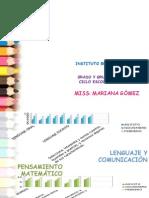 Grafica de Campos Formativos Mariana