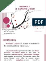 GÉNERO LÍRICO 2015 SEXTO 2.pptx