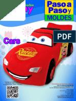 Cars moldes