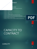 Lecture 7 - Voidable Contract