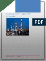 Poliimerizacion y Alquilacion Avanzada (VASCONEZGIOVANNY)