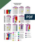 Kalender Pendidikan SMA