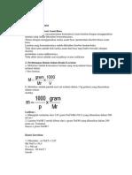 Kimia Materi Titrasi Asam Basa SMA