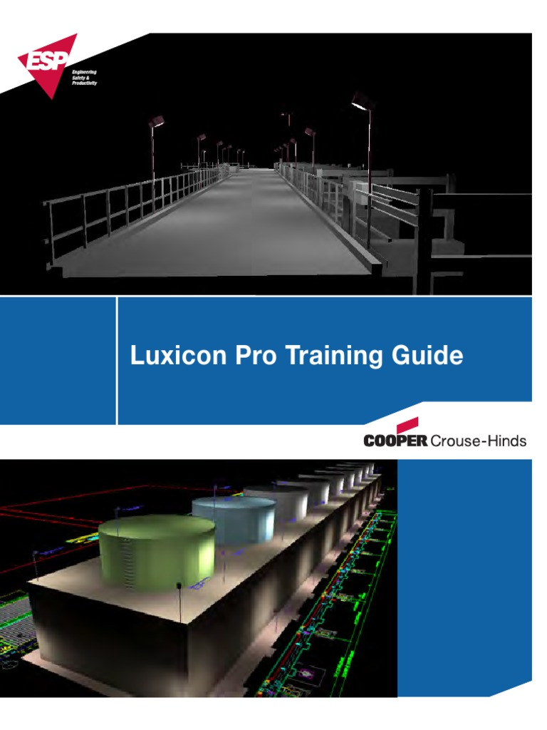 luxicon lighting software