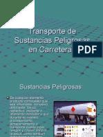 4.1Transporte de Sustancias Peligrosas en Carreteras1