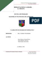 1 Informe - Sensores