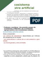 Ecosistema Terrestre Artificial