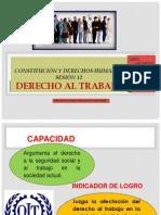Sesion12 Derecho Al Trabajo