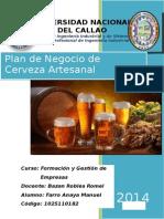 Caratula Formacion y Gestion de Empresas Plan de Inversion Cerveceria Artesanal (Final-susti)