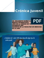 Artritis Infancia Juventud
