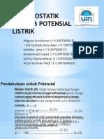 Presentasi Elektrostatistik