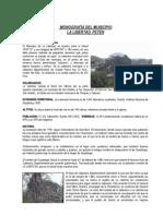 Monografia La Libertad, Petén