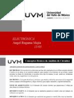 Electrónica básica para ingenieros part1