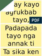 Agkakabsat Tayo [Widescreen]