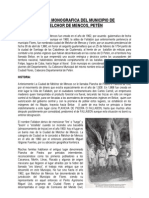 Monografia Melchor de Mencos, Petén