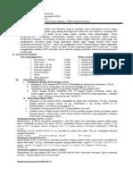 Komplesometri Sampel NiSO4 2