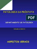 Patologia Da Próstata