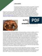 Informacion de Decadurabolin