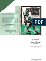 Handbook for revolutionary warfare