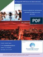 2015 06 Lima 31010 Tecnicas de Apreciacion de Riesgo 25 26 Junio