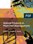 9781845936716 Natural Products in Plant Pest Management