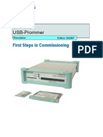 Usb-prommer Commissioning Manual en-En