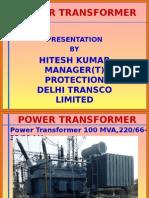 1. Power Transformer by HK Rajput.ppt
