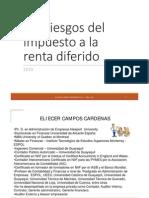 NIC 12 Impuesto_Diferido Resumen