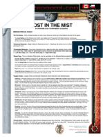Lost in the Mist - MSR v6.1.2.0