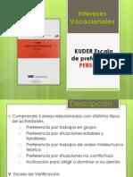 Presentacion Kuder Personal