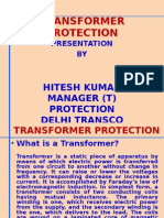 3. Power Transformer Protection by HK Rajput..ppt