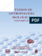 Peña Saint Martin, f. y r. Ramos Rodríguez (Eds). 1999. Estudios de Antropología Biológica