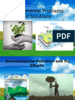 Environment Problems & Soln