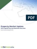Property Market Update June15