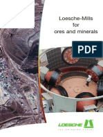 165 Loesche Mills for Ores and Minerals E