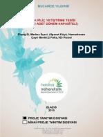 tavuk çiftliği Proje tanıtım dosyası