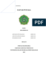 Makalah Bahasa Indonesia (Daftar Pustaka)