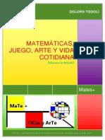 MATEMÀTICAS, JUEGO, ARTE Y VIDA COTIDIANA Infantil. Dolors Todolí.pdf