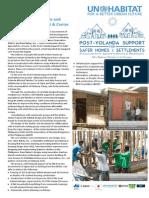 Shelter Project - Roxas - Press Kit