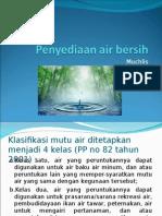 8. Penjernihan Air