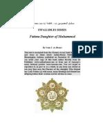 Fatima - A Brief Biography
