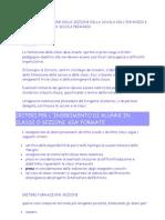 Criteri Formazione Delle Sezioni Della Scuola Dell