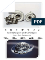 2D) Brochure Turbochargers and Cartridges