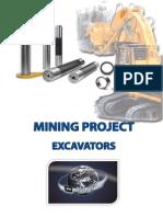 8M) Brochure Pins Bushing Mining Excavators
